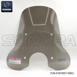 Vespa Primavera Windshield High-Shoke (P / N: ST07007-0001) Calidad original