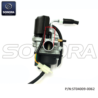 Yamaha-NEOS 50 2T E3 2016 Carburetor 17.5mm (P / N: ST04009-0062) Calidad superior