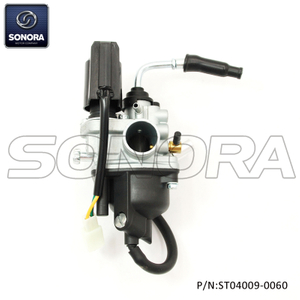 Piaggio Typhoon E4 2018-2020 carburador (P / N: ST04009-0060) Calidad superior
