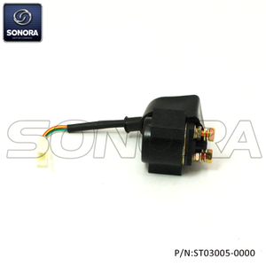GY6 50cc Scooter Starter Relay Solenoid (P / N: ST03005-0000) CALIDAD TAP