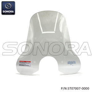 Vespa Primavera Windshield High -Clear (P / N: ST07007-0000) Calidad original
